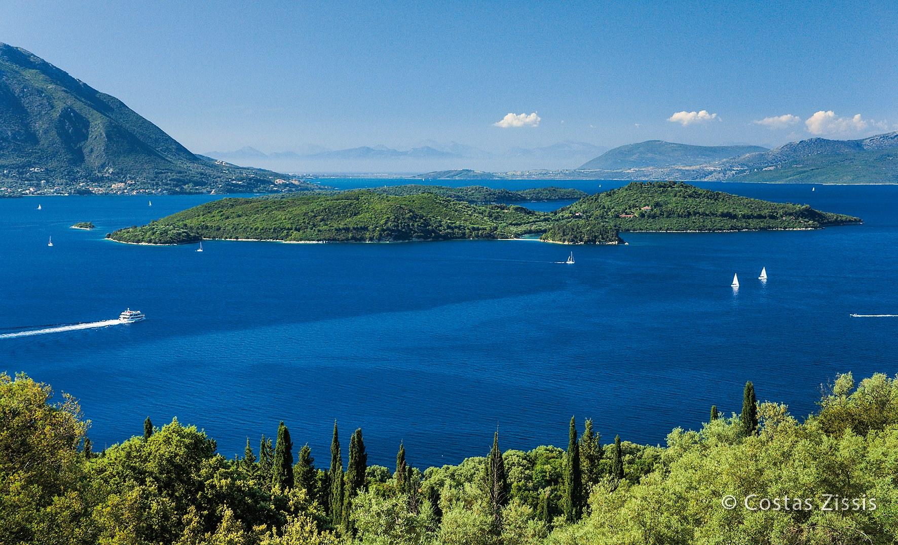 Meganisi Island, Lefkada -  by Kostas Zisis