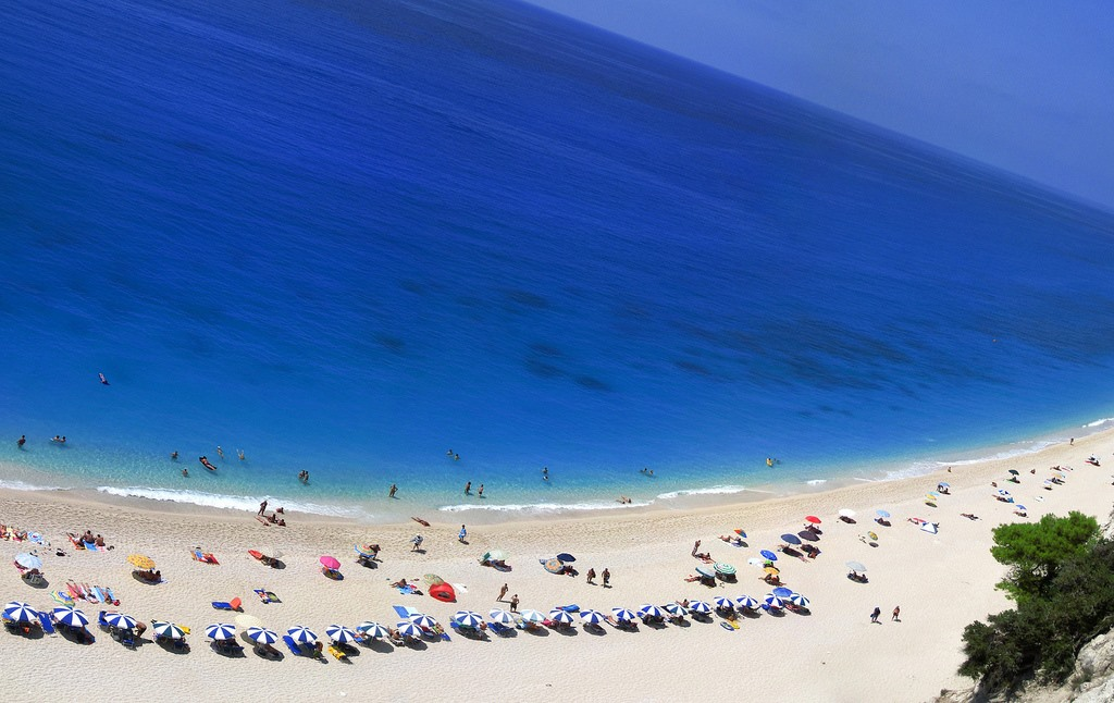 Egremnoi Beach -