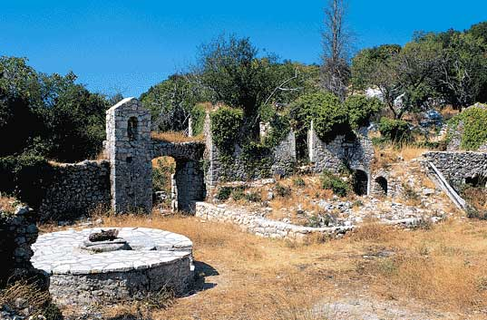 The Monastery of the Asomatos -
