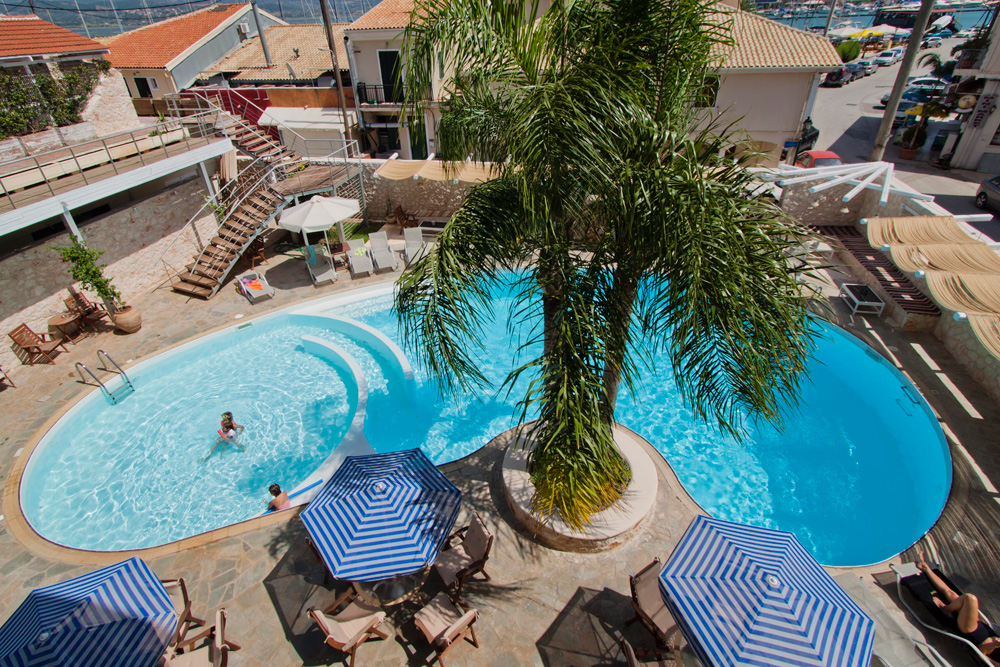 IONION STAR  ACCOMMODATION IN  LEFKADA TOWN