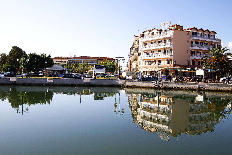 NIRIKOS HOTEL IN  Lefkada