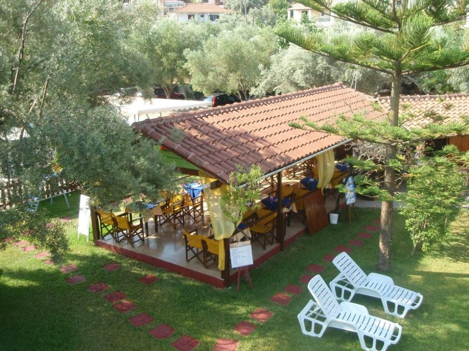 Apartment Photo Alexaria Holidays Apartments Agios Ioannis Lefkada CLICK TO ENLARGE