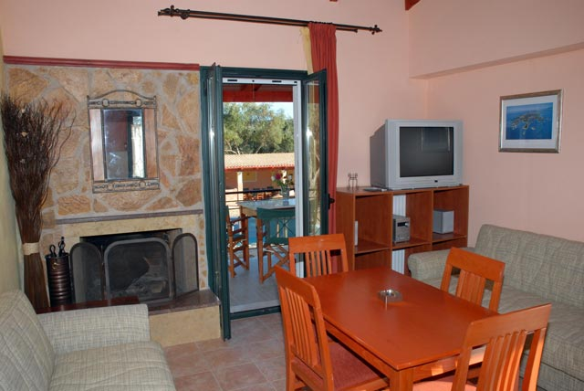 AGIOS IOANNIS LEFKADA Photo of the Apartment CLICK TO ENLARGE