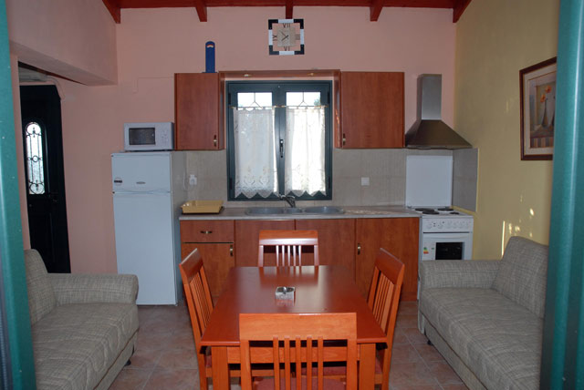 AGIOS IOANNIS LEFKADA Image of the Apartment CLICK TO ENLARGE