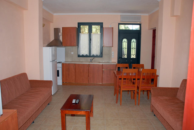 AGIOS IOANNIS Image of the Apartment CLICK TO ENLARGE