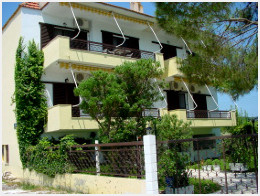VILLA VANDOROU  ACCOMMODATION IN  Ligia LEFKADA IONIAN ISLANDS