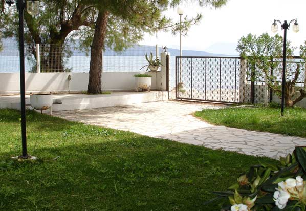 LIGIA Picture of the Garden and the Sea CLICK TO ENLARGE