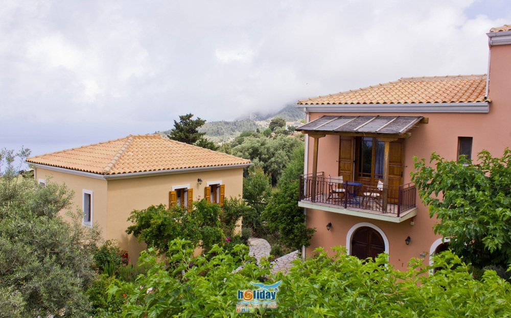 PORTO KATSIKI STUDIOS  ACCOMMODATION IN  Athani LEFKADA IONIAN ISLANDS