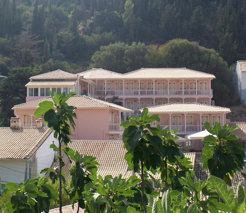 IONIS HOTEL  ACCOMMODATION IN  Agios Nikitas LEFKADA IONIAN ISLANDS