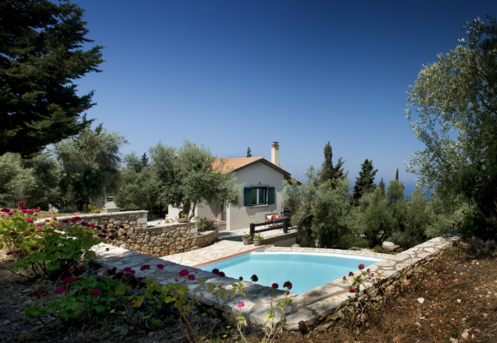 IDILLI VILLAS IN  Agios Nikitas LEFKADA IONIAN ISLANDS
