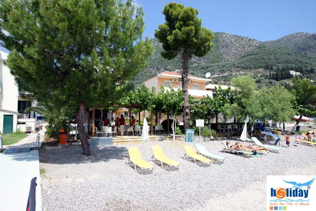 ARMENO BEACH  ACCOMMODATION IN  Perigiali Nydri