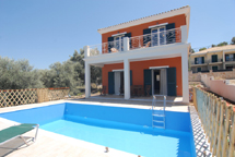 Villa Aether  ACCOMMODATION IN  Ligia / Katouna LEFKADA IONIAN ISLANDS